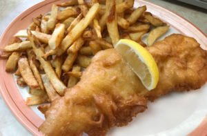 Fish and Chips, Seafood